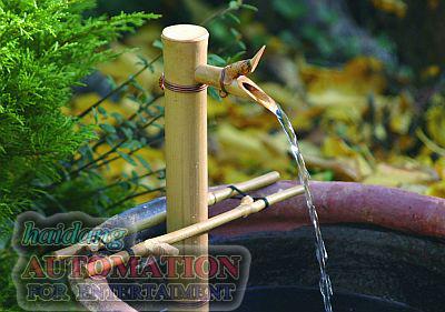 Một điểm nhấn tạo nên sự yên bình và nhã nhặn trong khu vườn nhà bạn.